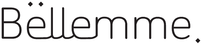 Logo Bëllemme noir